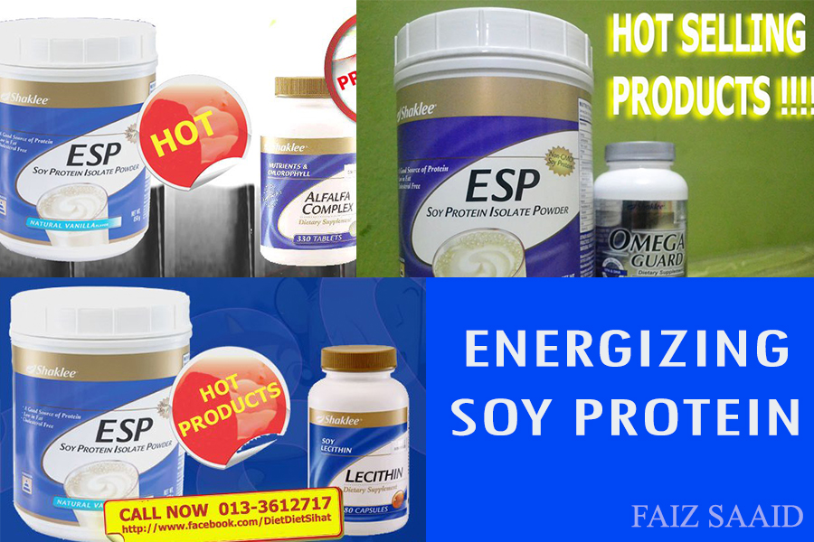 Shaklee ESP Energizing Soy Protein