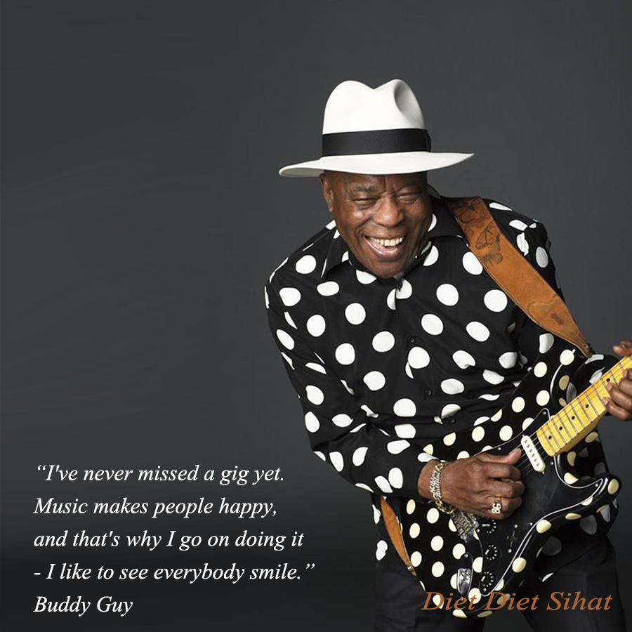 Polkadots Blues Buddy Guy