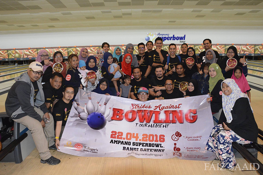 Tips Supaya Bertenaga Main Bowling