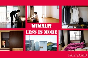 Minimalis – Less is More