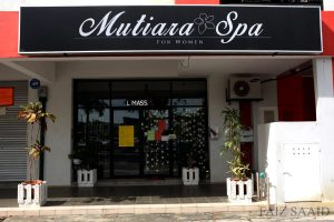 SPA Paling Best Area Saujana Utama ?