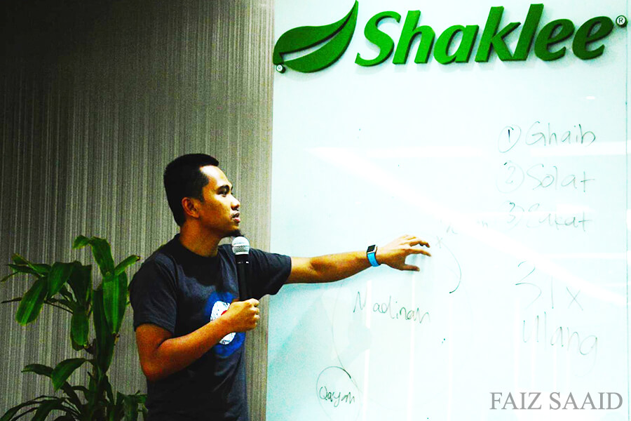 business shaklee