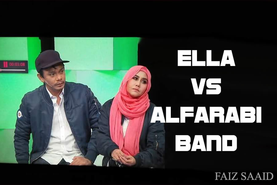 ELLA VS ALFARABI BAND