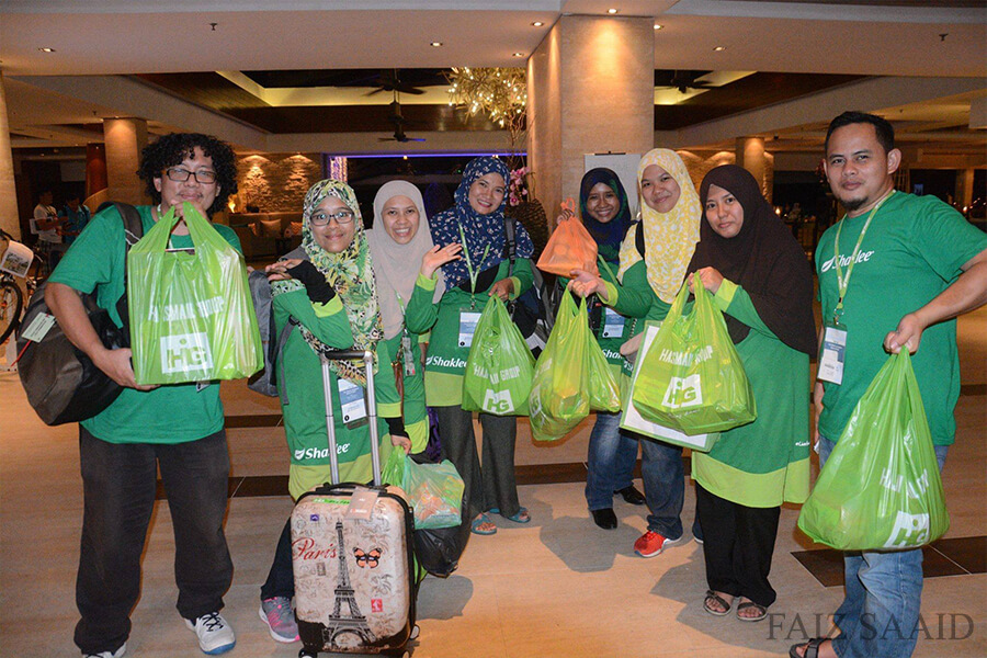 side income bersama shaklee
