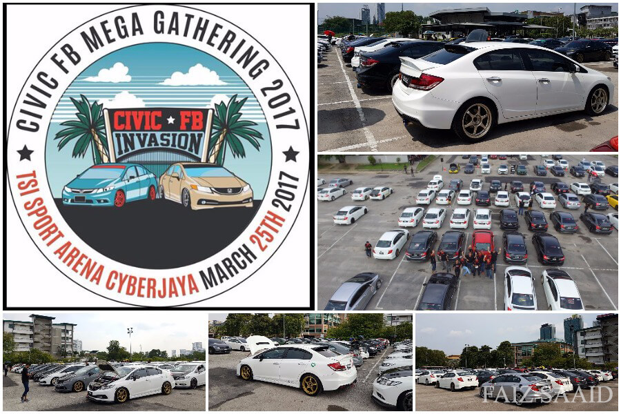 Civic FB Mega Gathering 2017