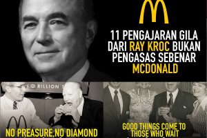 Ray Kroc – Pencuri Business McDonald