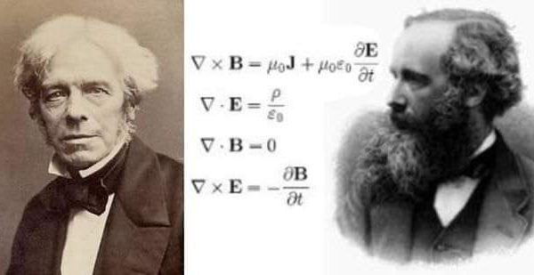FARADAY VS MAXWELL