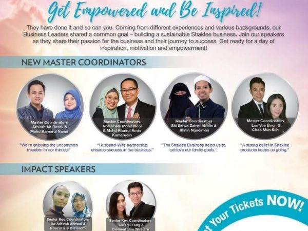 Impact Speaker National Conference 2019, Puas Hati Gila !!!